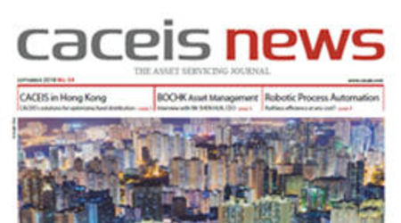 CACEIS News N 54 - September 2018