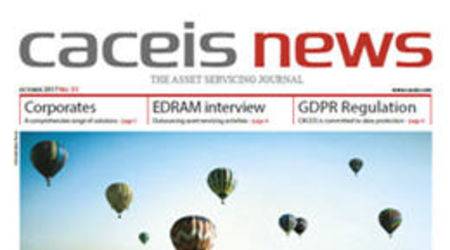 CACEIS News N°51 - October 2017