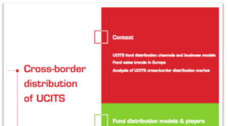 Cross border distribution of UCITS - May 2011
