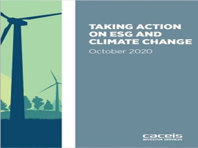 Taking action on ESG and Climate change