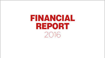 CACEIS's Financial Report 2016