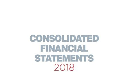 Financial Statements 2018