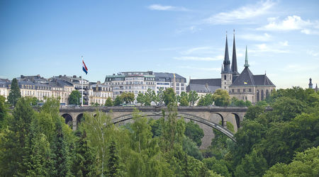 CACEIS in Luxembourg