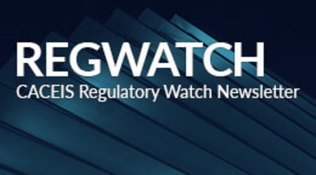 RegWatch, CACEIS Regulatory Watch publication