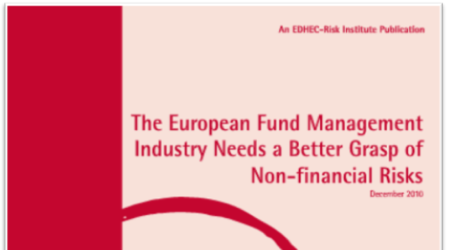 The European Fund Management Industry Needs a Better Grasp of Non-Financial Risks