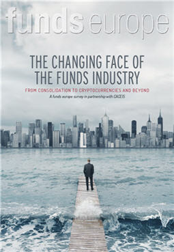 The changing face of the funds industry