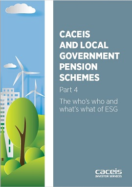 CACEIS and local government pension schemes - Part 4