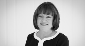 Clara Dunne, Managing Director CACEIS Ireland