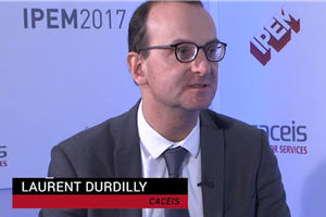 ITW Laurent Durdilly - IPEM 2017
