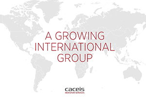 CACEIS a growing international group